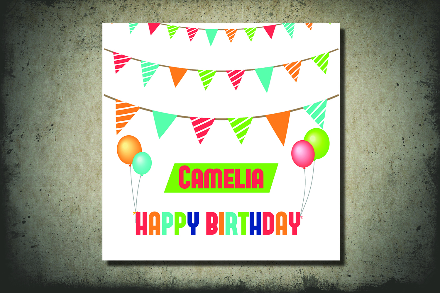 Birthday Greeting Cards Pack example image 3