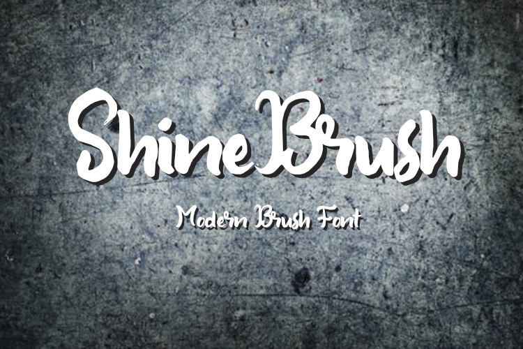 ShineBrush example image 1