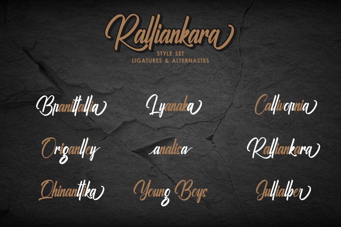 Ralliankara example image 7