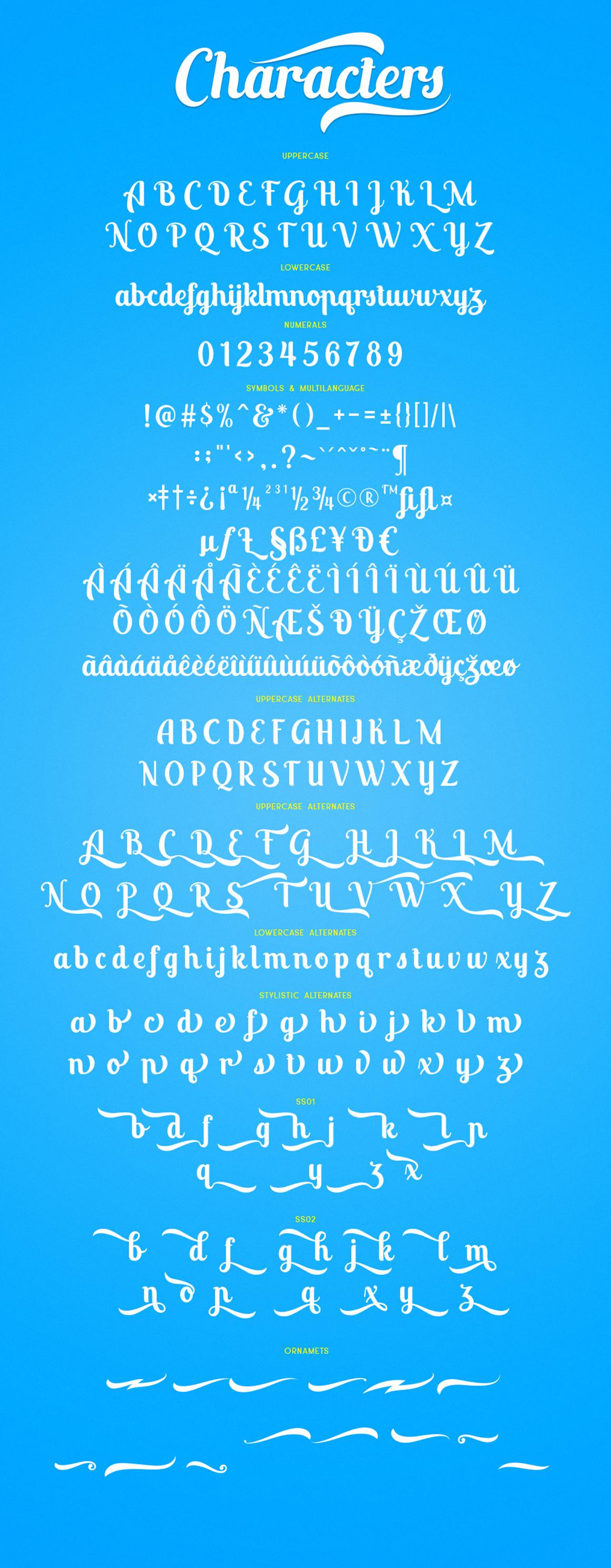 Altoys Typeface example image 5