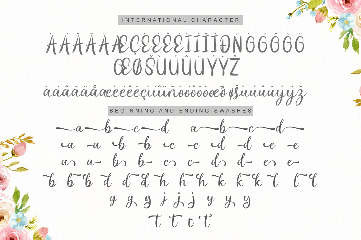 Hectoria Script example image 9