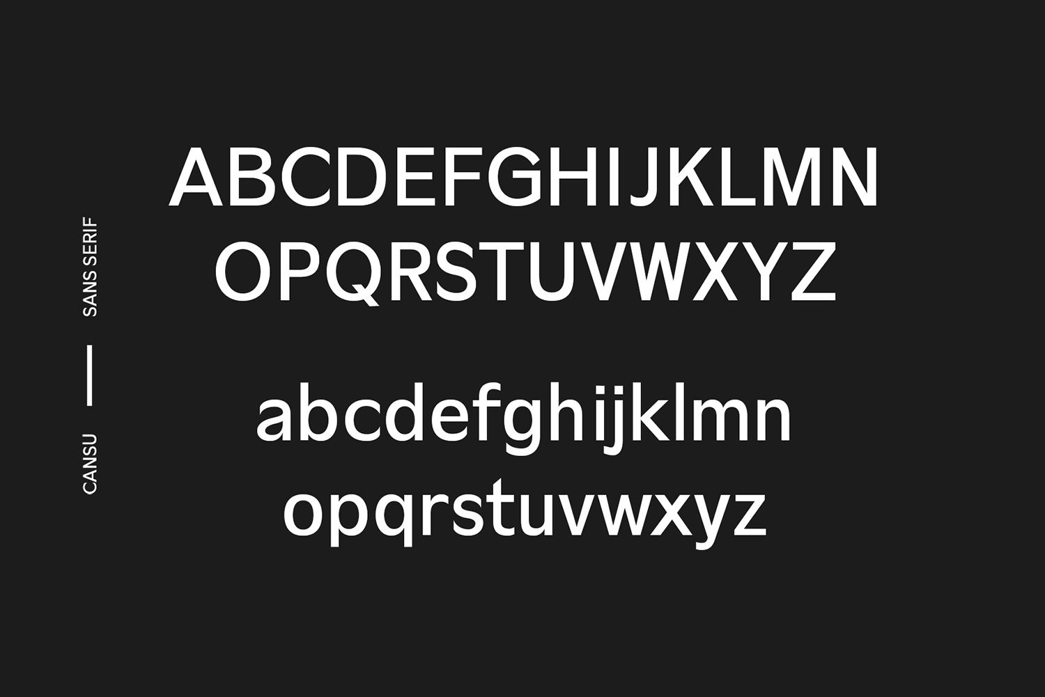 Cansu Sans Serif Font Family example image 8