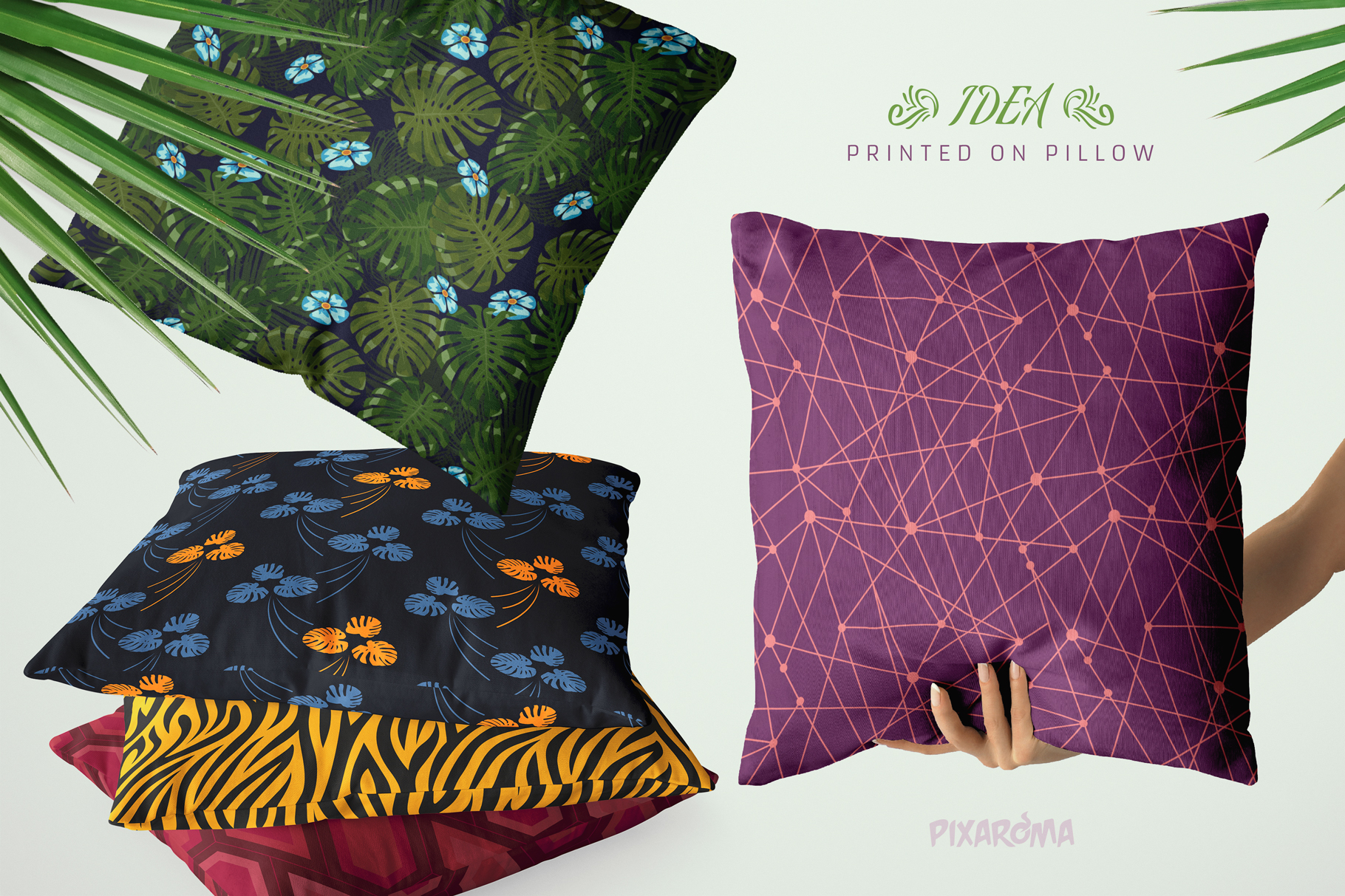 100 Seamless Patterns Vol.1 example image 20