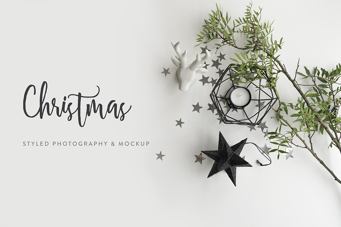 Christmas Styled Photo&Mockup #01 example image 5