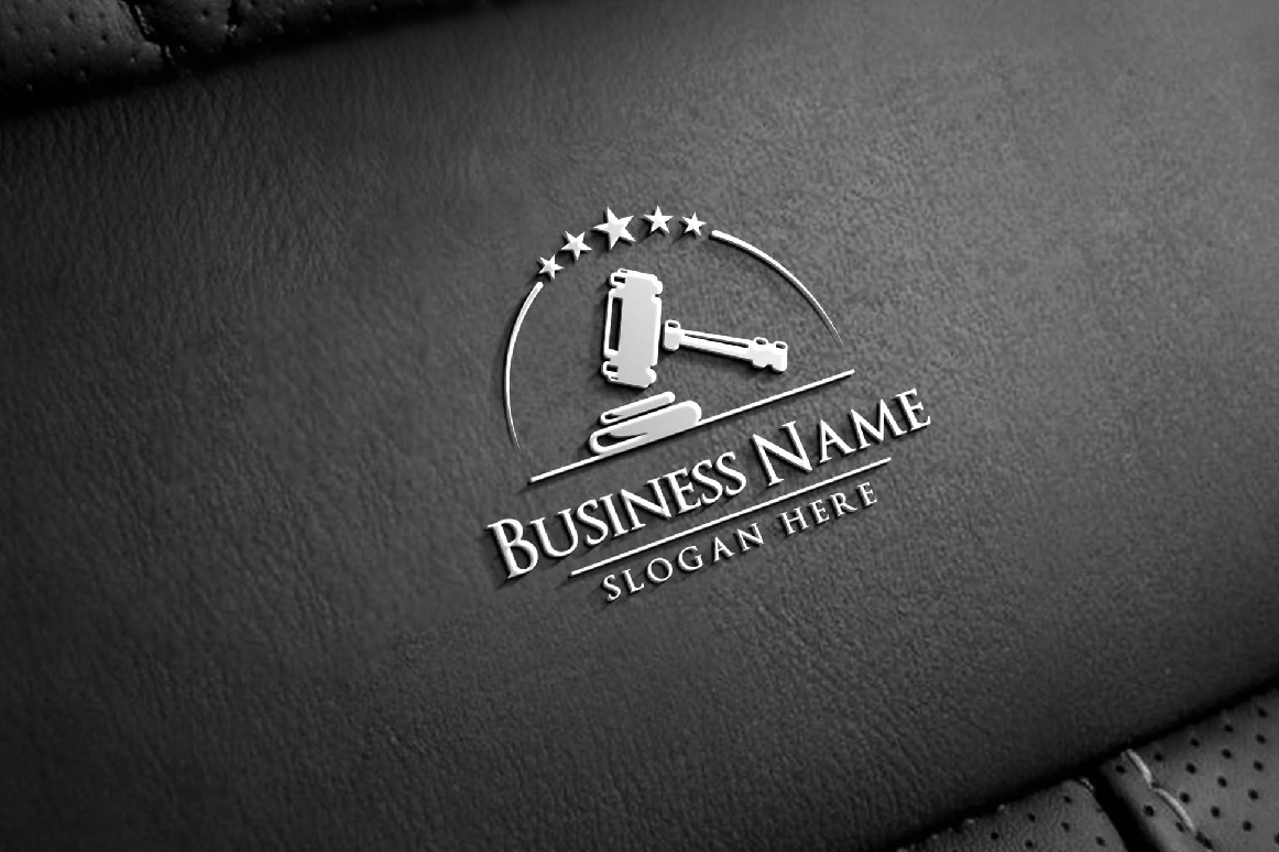 legal, law, lawyer, attorney, law office logo example image 6
