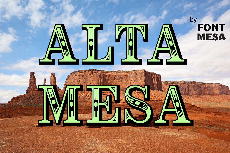 Alta Mesa example image 1