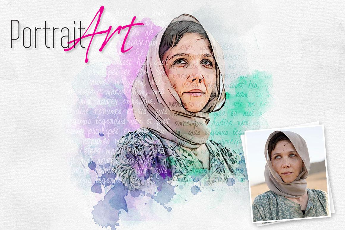 Portrait Art example image 2