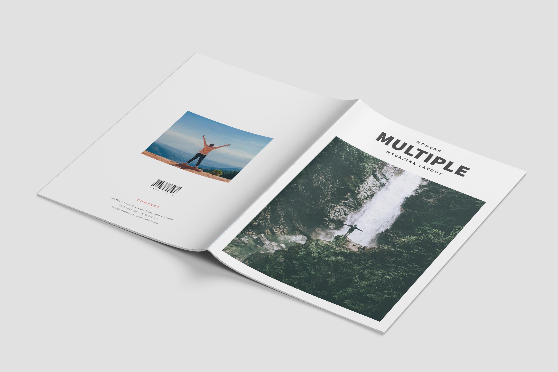Modern Multipurpose Magazine Layout example image 10