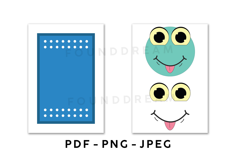 Favor Bag Template | PDF | PNG | JPEG example image 6