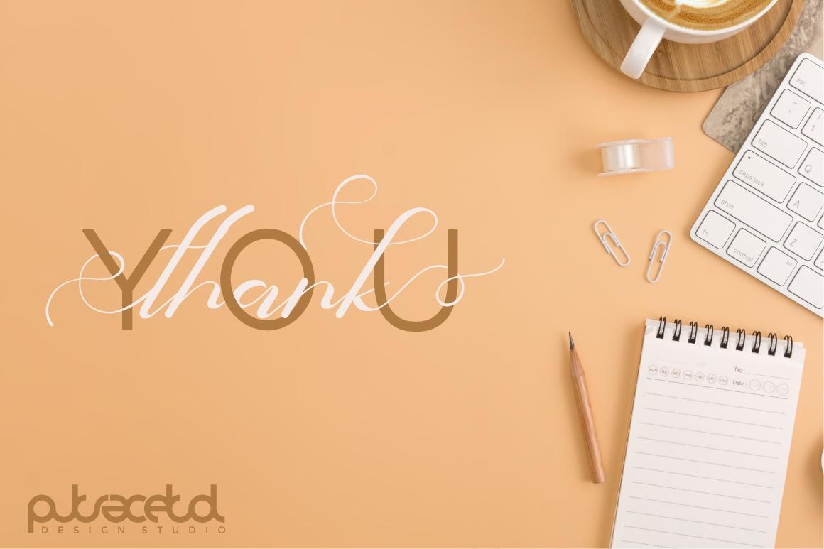 Hello Eisya - Font Duo example image 10