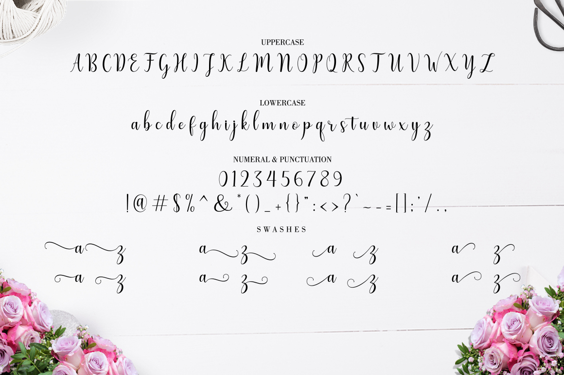 The Amarlettering Bundles Vol. II ONLY $5 example image 8