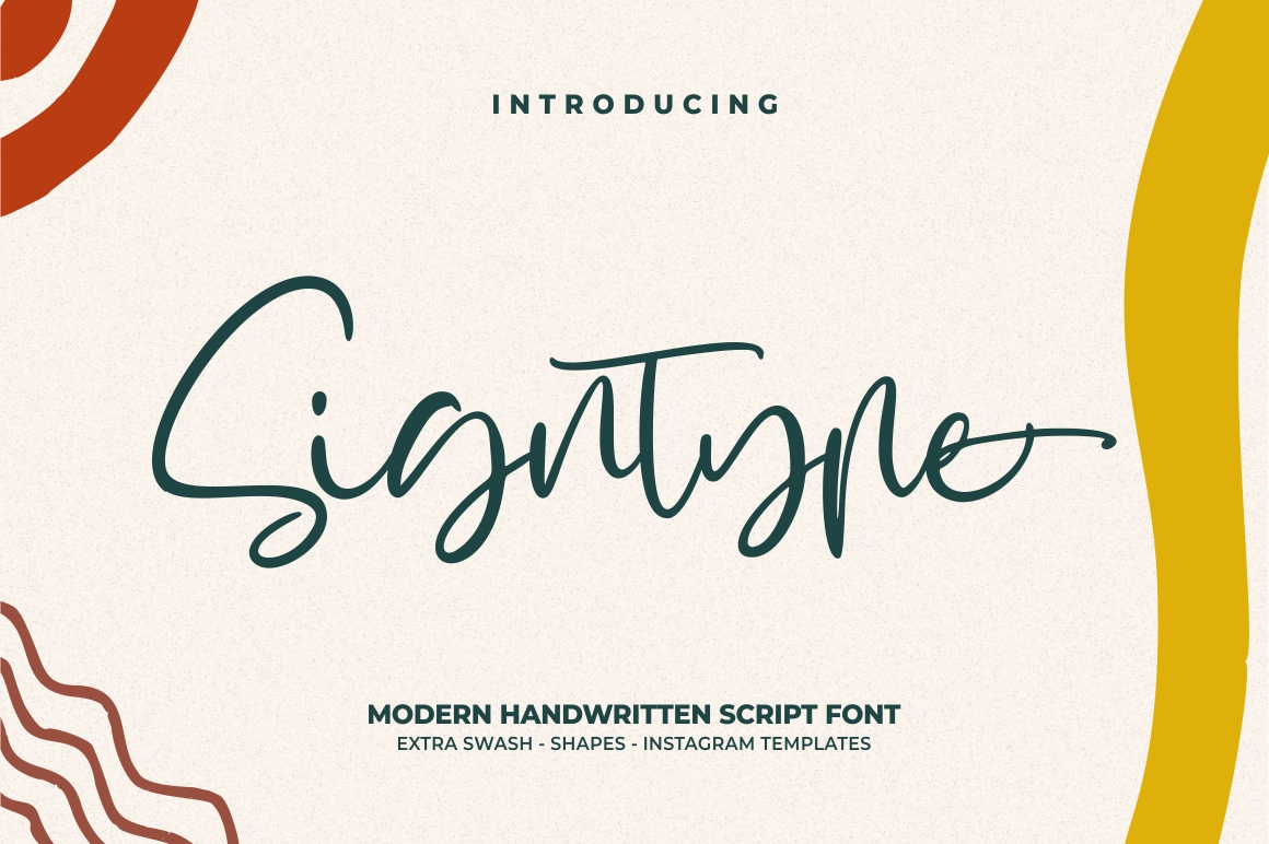 MEGA SALES! - NEW YEAR FONT BUNDLE COLLECTIONS example image 3