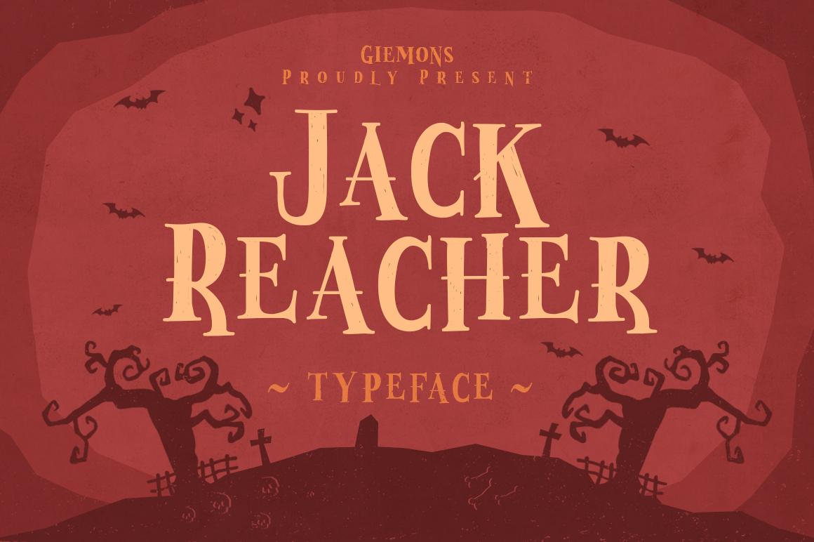 Jack Reacher example image 1