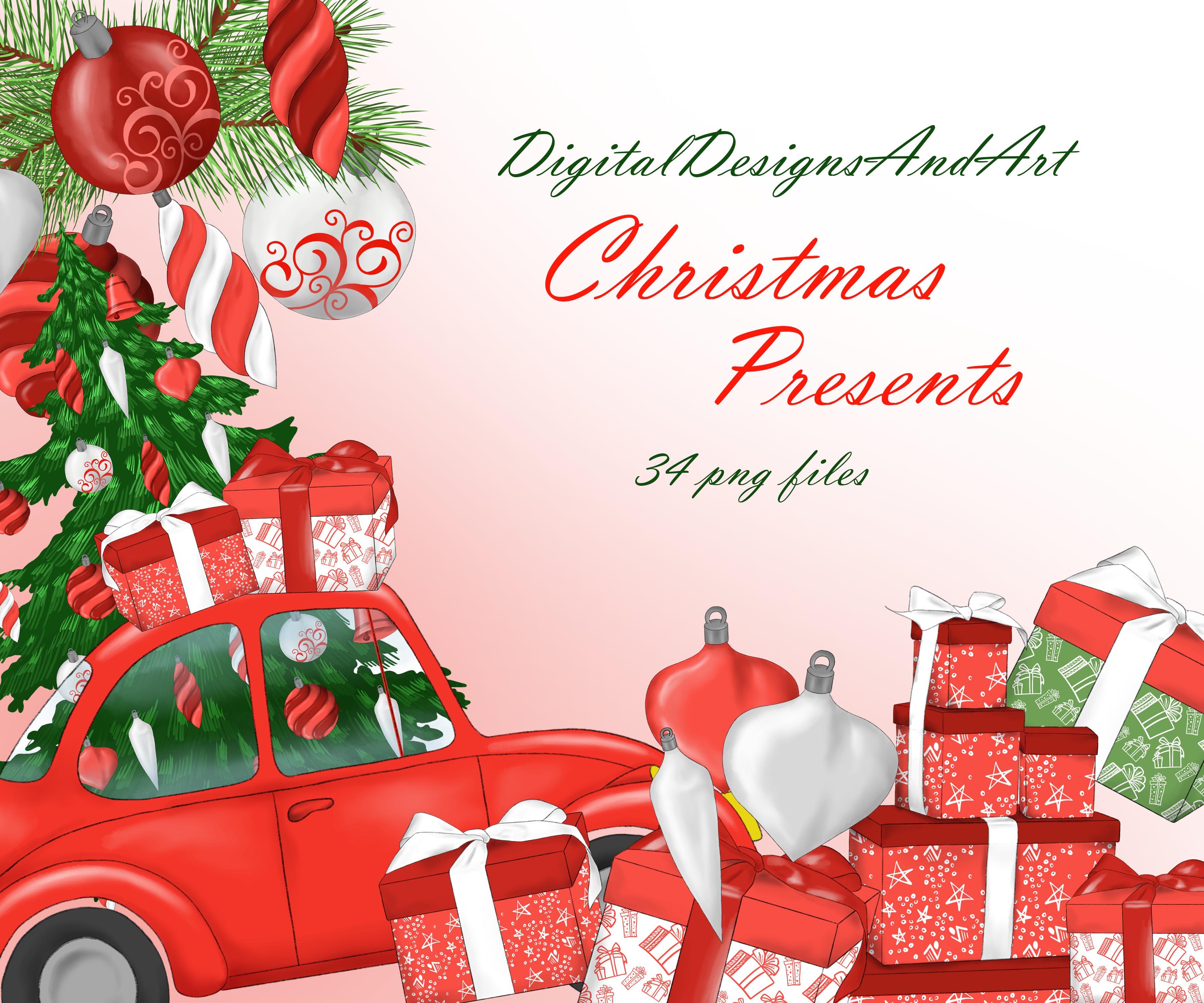 Christmas presents example image 1