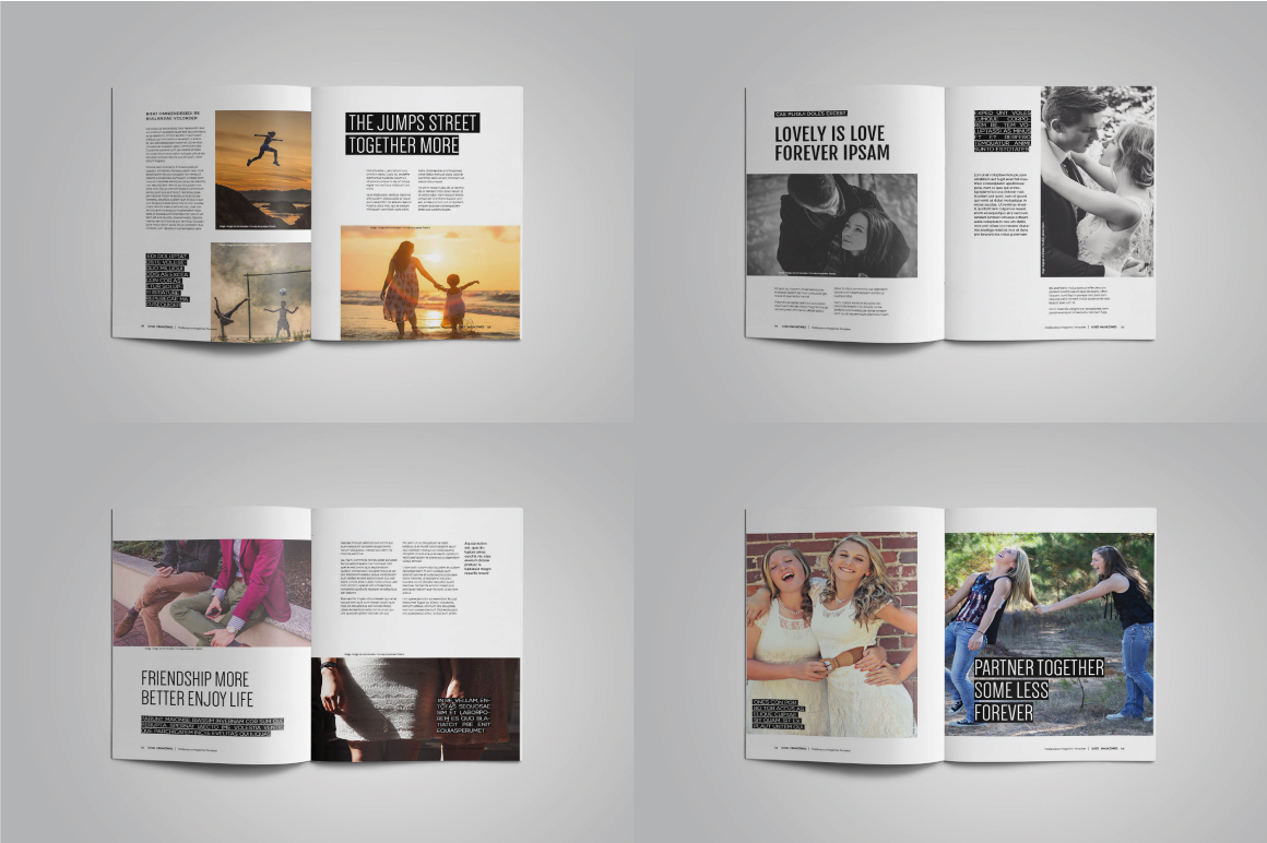 A4 Good Magazines example image 4
