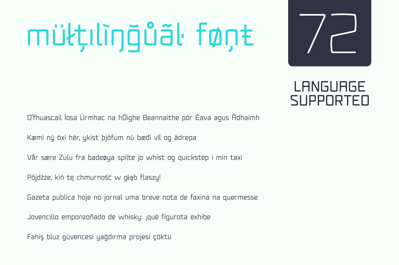 Fenton Typeface Family [75% OFF] example image 7