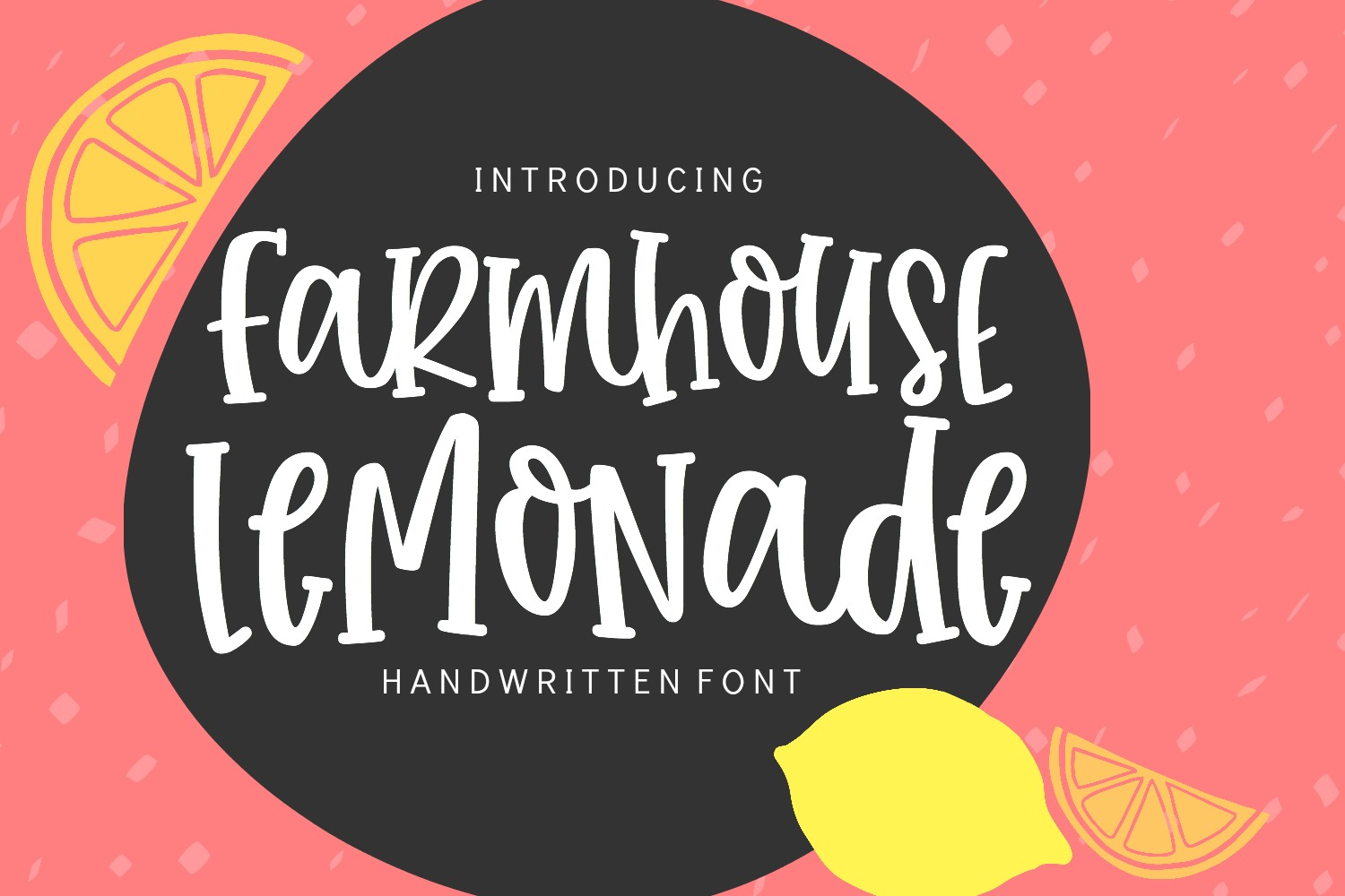 Font Bundle- 4 Handwritten Fonts example image 4
