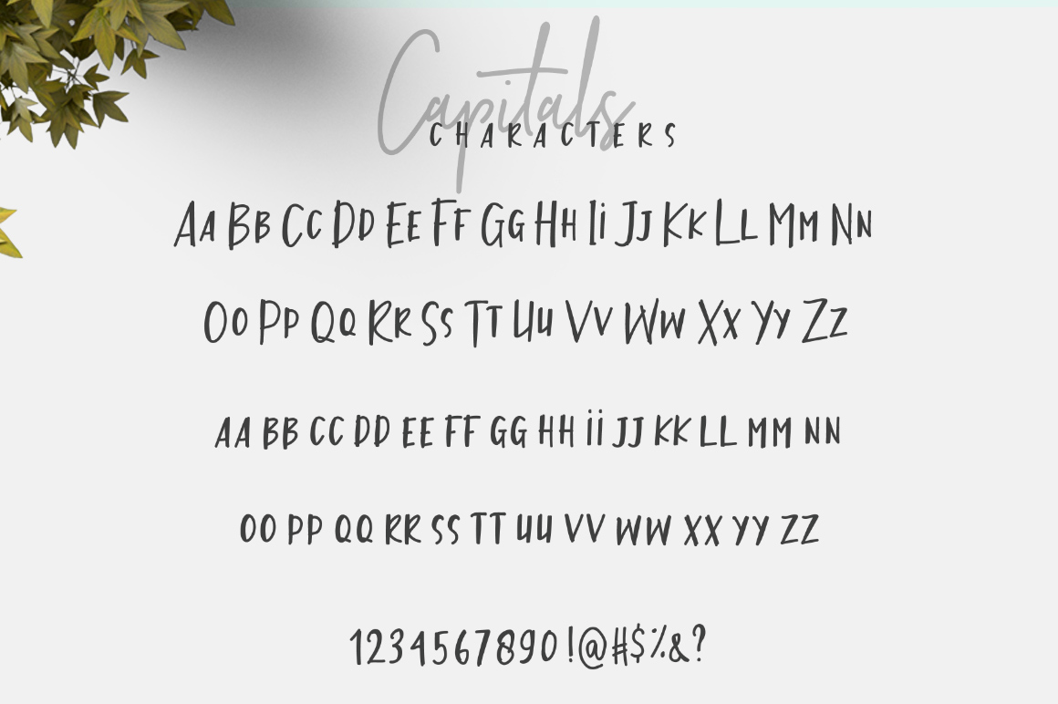Brotherhood Font Duo + Ekstra example image 8