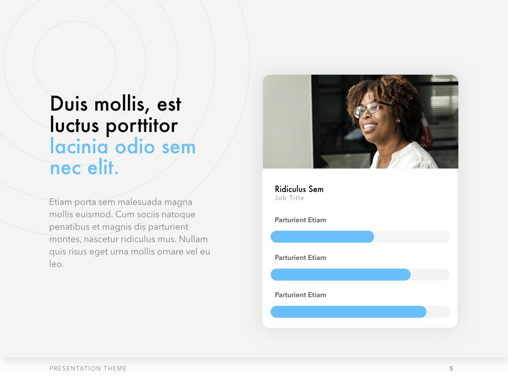 Tech Evangelist PowerPoint Template example image 6