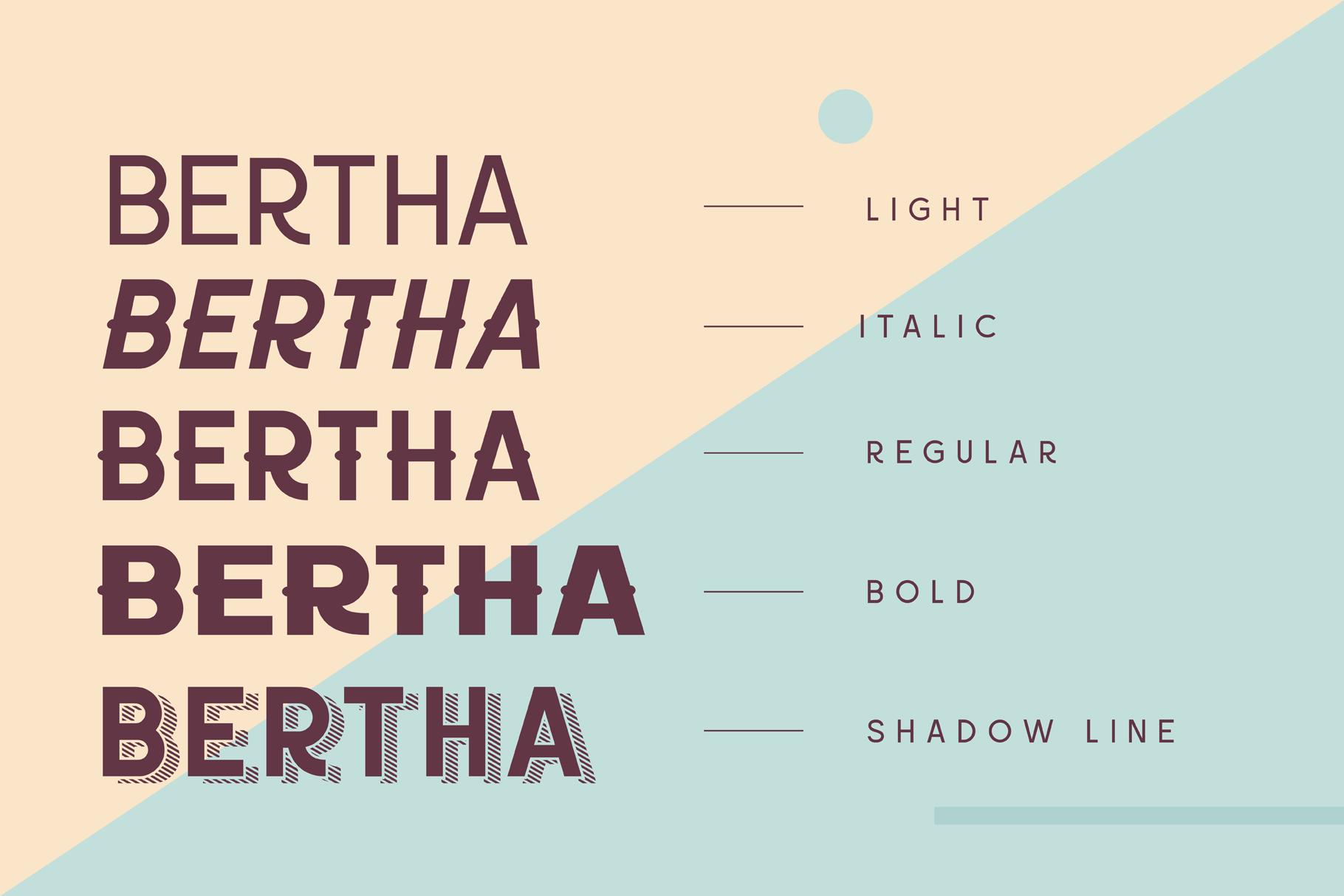 Bertha example image 2