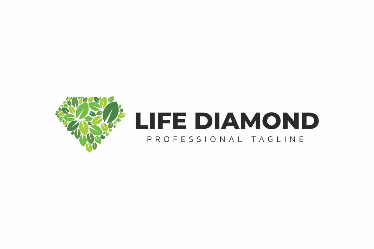 Life Diamond Logo example image 3