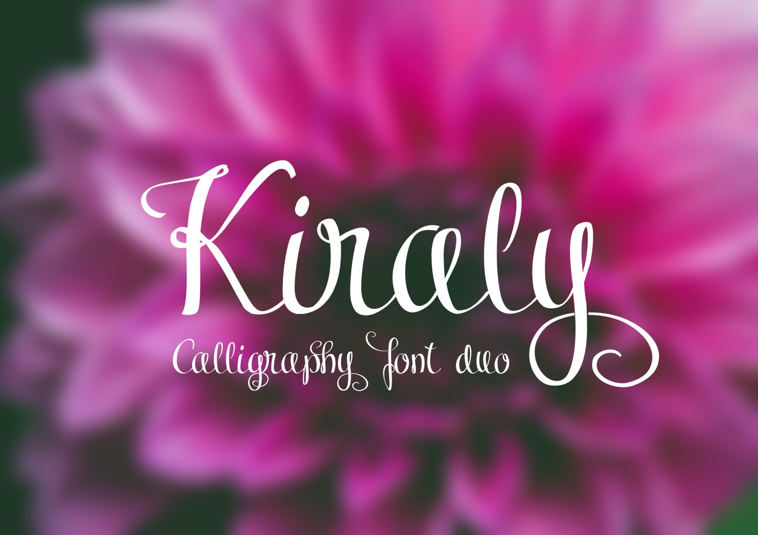 Kiraly Font Duo example image 1