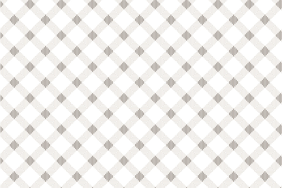 Fabric seamless patterns. example image 8