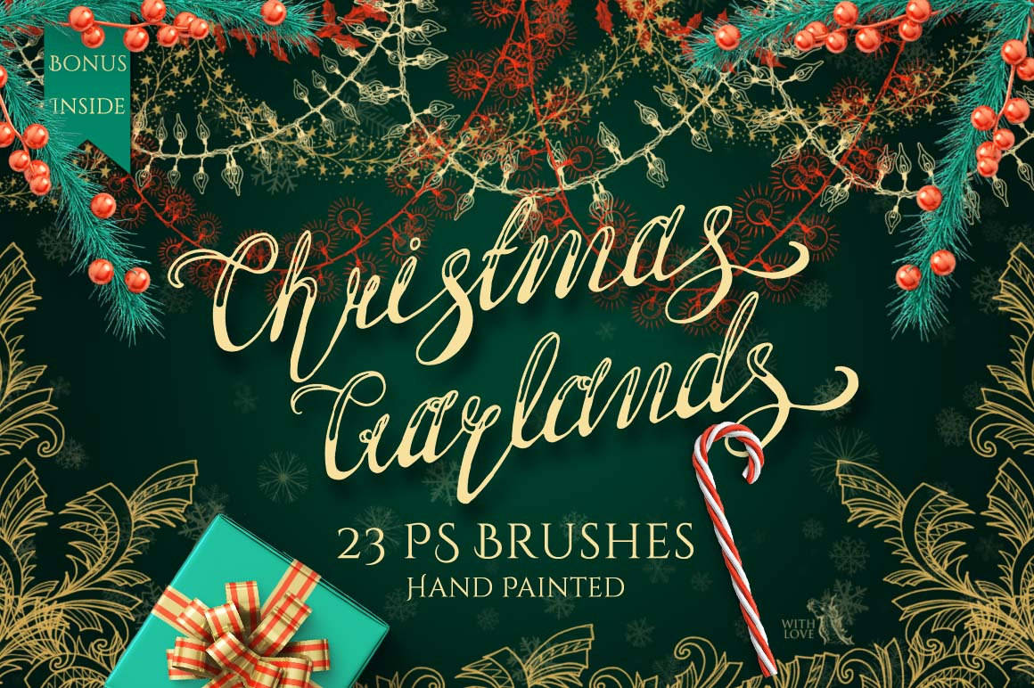 40%OFF! PS Brushes Bundle example image 6