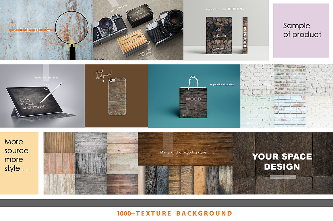 1000 Background Texture 01 example image 2