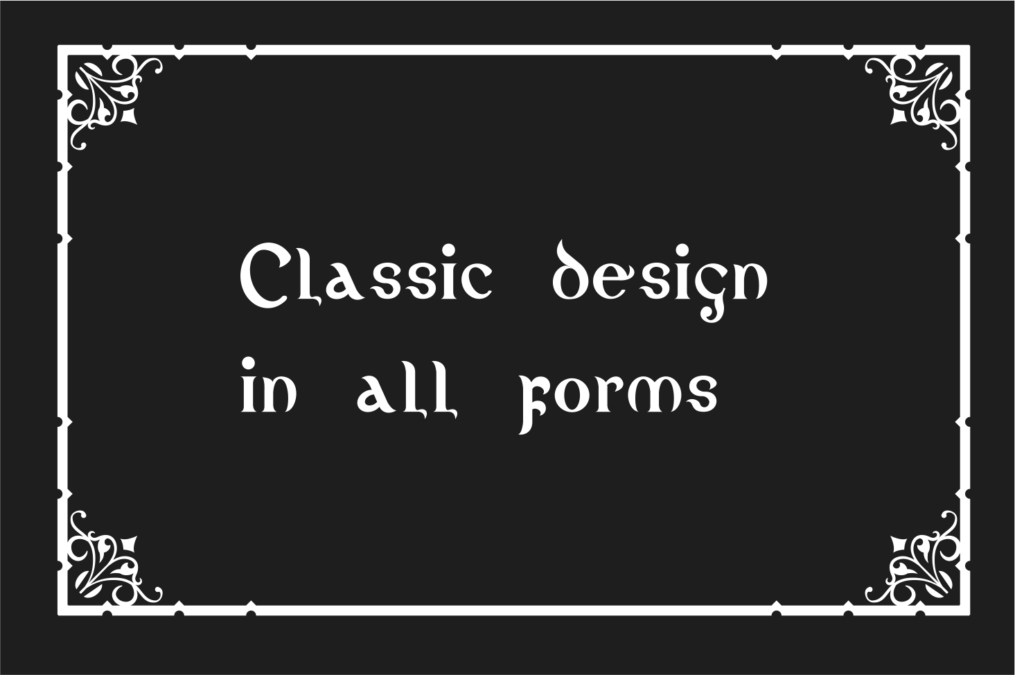 Kelasik Font example image 2