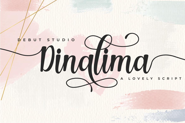 Dinalima Script example image 1