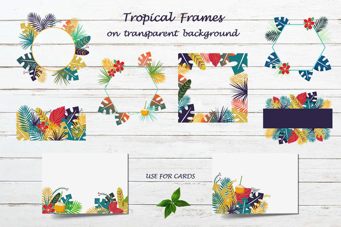 Tropical collection example image 7