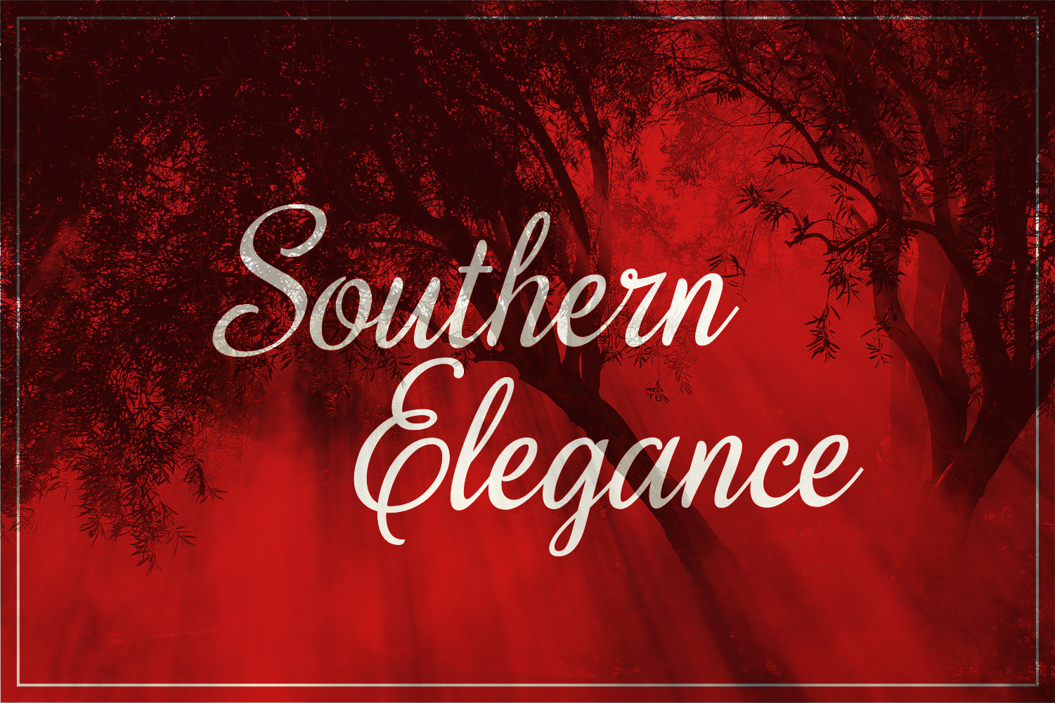 Sweet Home Savannah Font Duo example image 3
