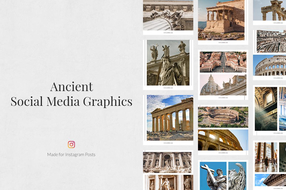 Ancient Instagram Posts example image 1