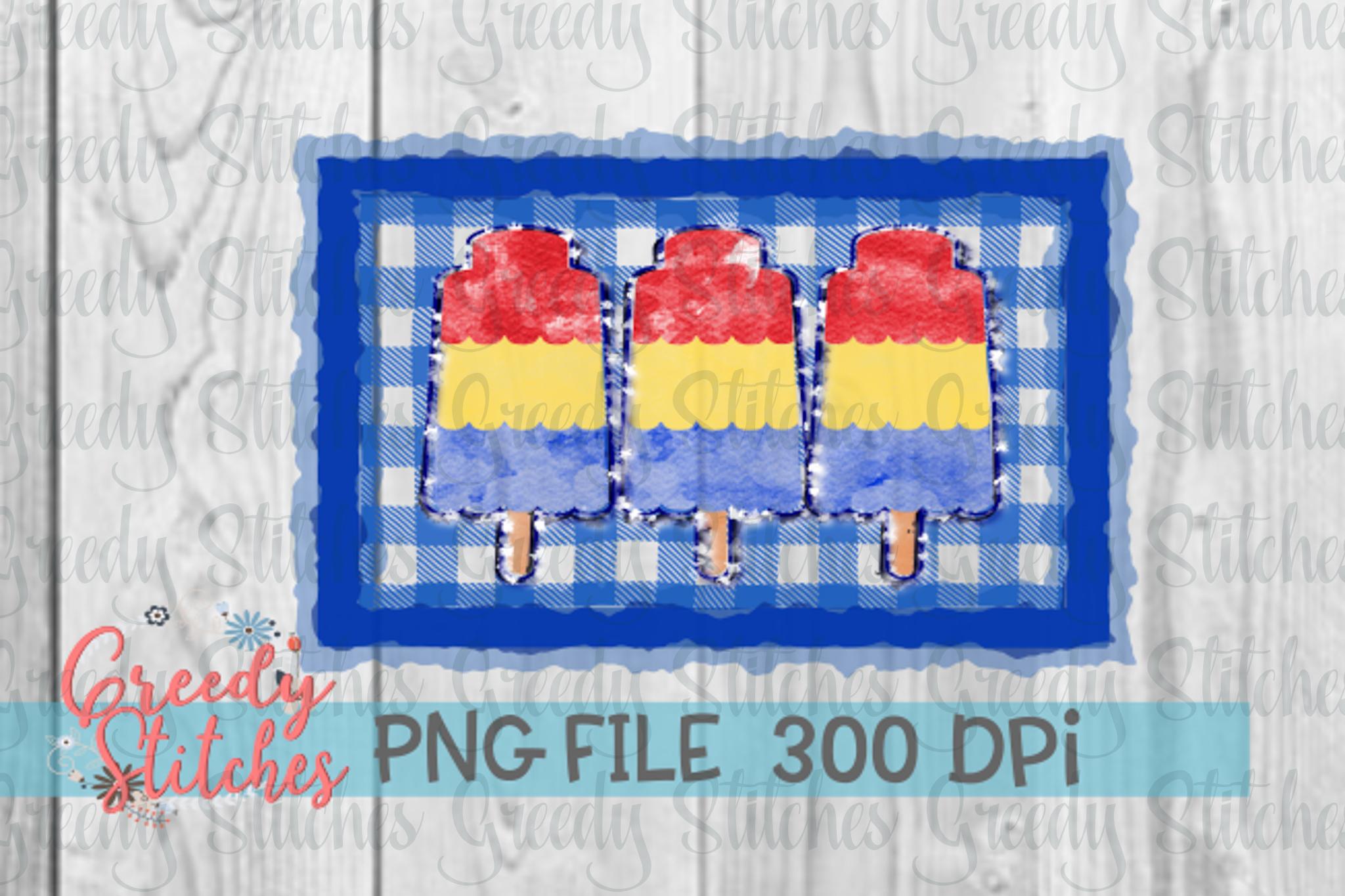 Popsicle Sublimation PNG Bundle example image 2
