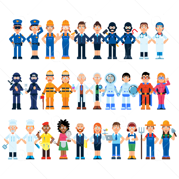 90 Miscellaneous Avatar Characters example image 2