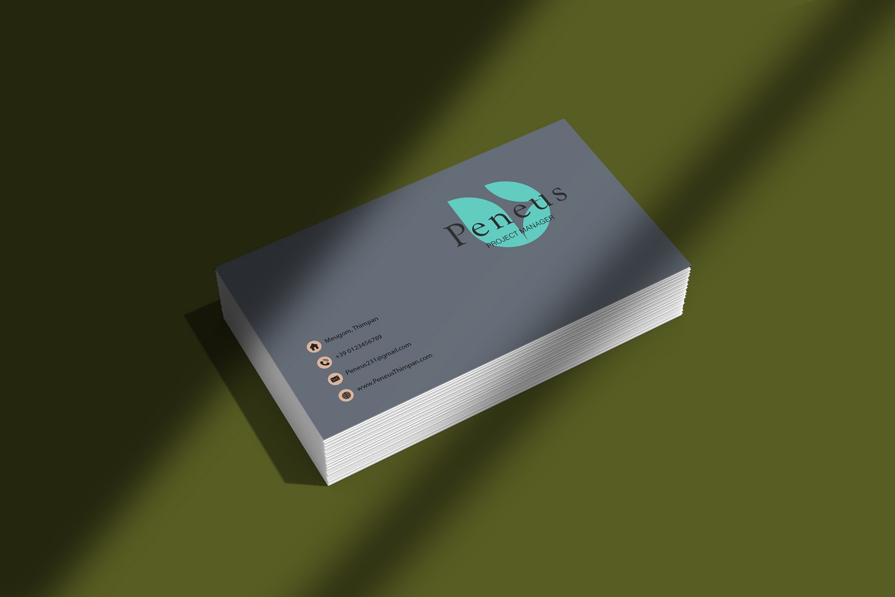 Businesscard Mockups example image 10