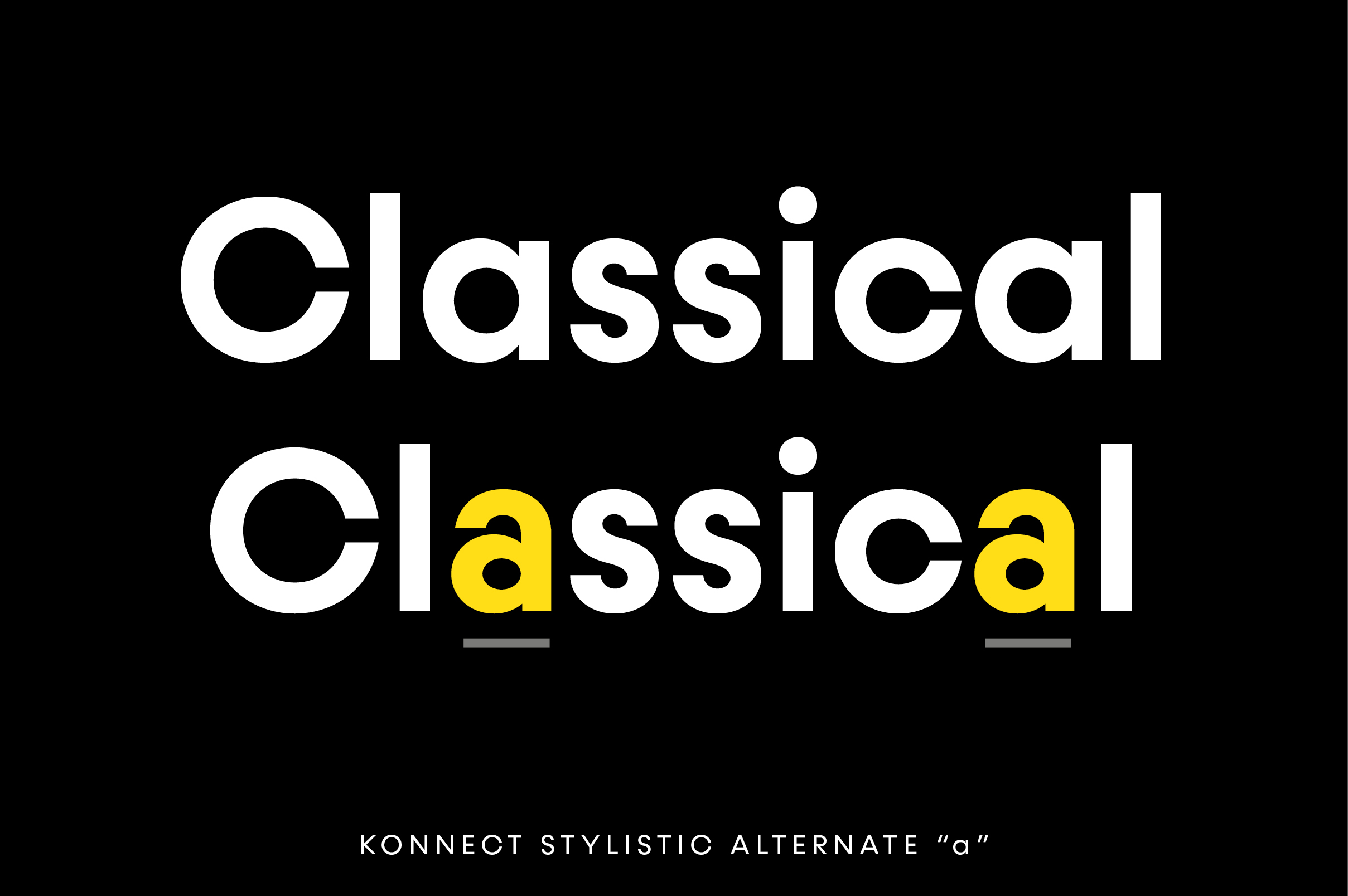 Konnect Font Family example image 15