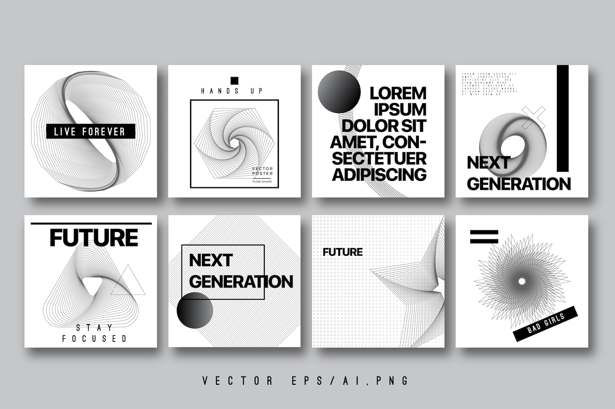 Try Contemporary - Geometric Covers example image 4