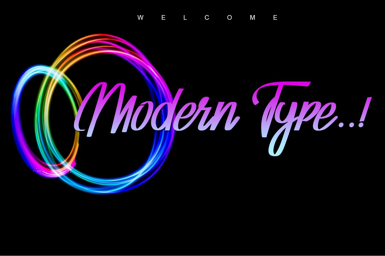Adventure Typeface example image 2