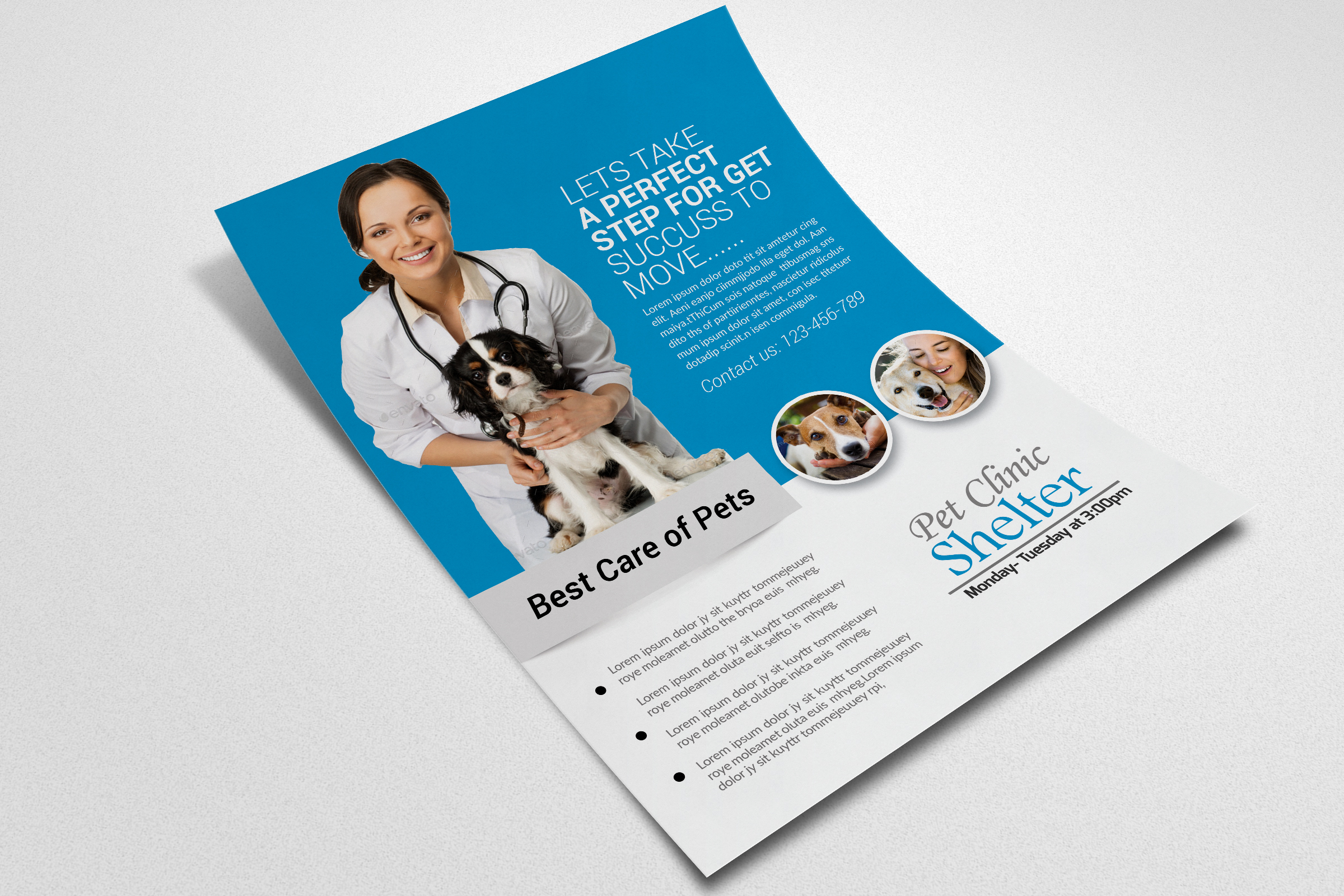 Pet Clinic & Care Centre example image 3