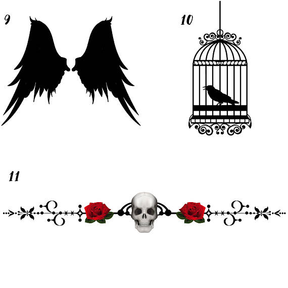 Gothic Clipart example image 3