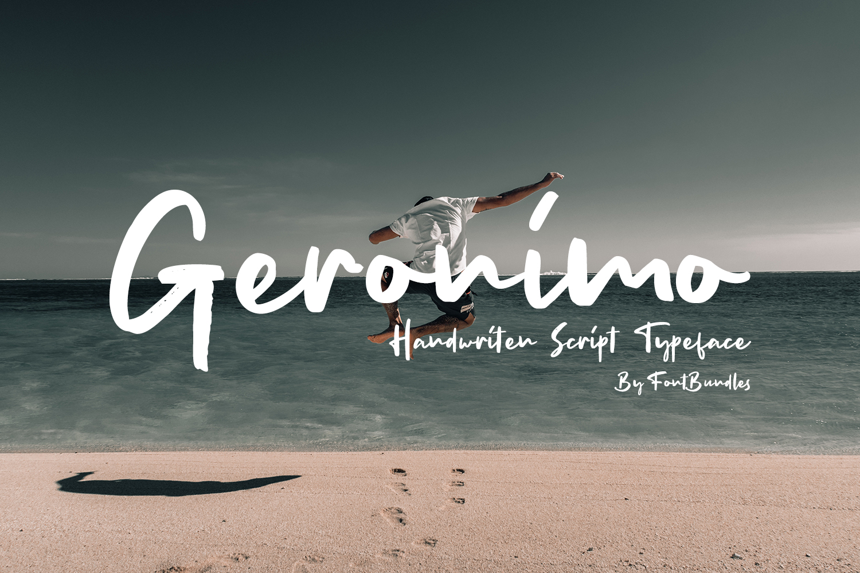 Geronimo example image 1
