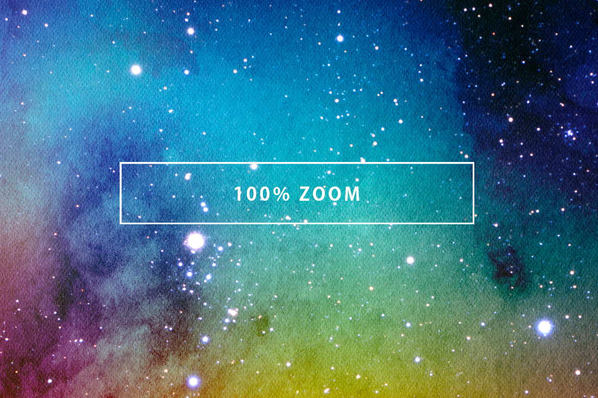Space Watercolor Backgrounds example image 2