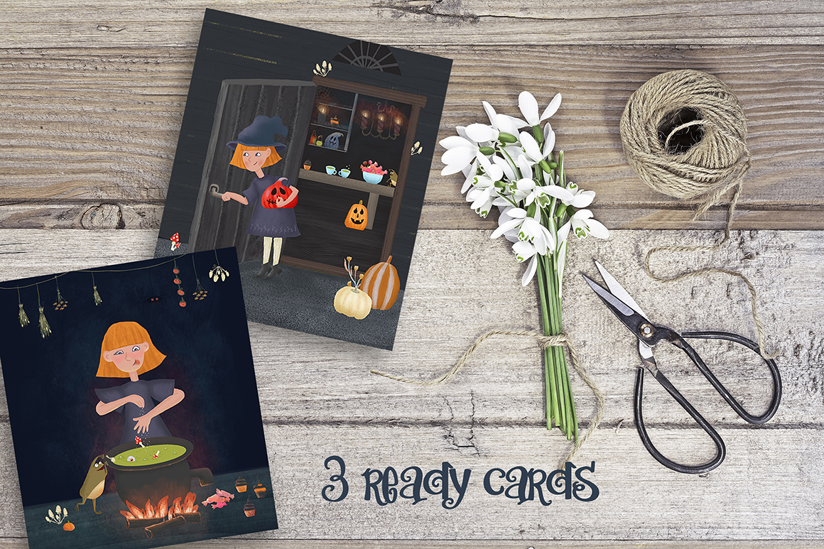 Little Witch collection example image 5