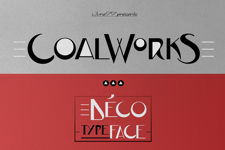 JVNE CoalWorks example image 1