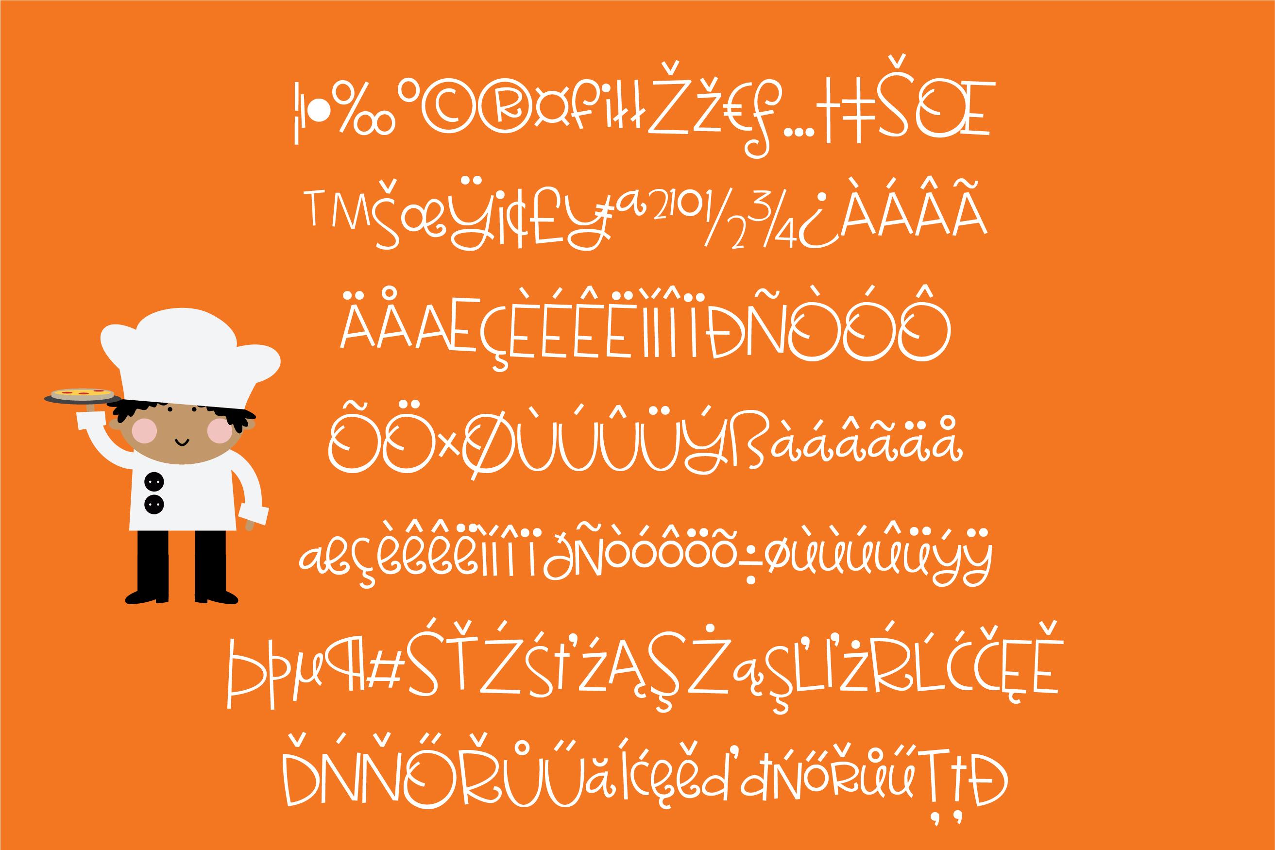 PN Jack Sans example image 2