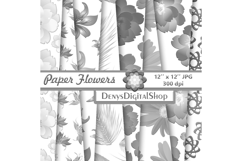 Paper Flowers, Wedding Paper, Wedding Planner,Wedding,SALE example image 2