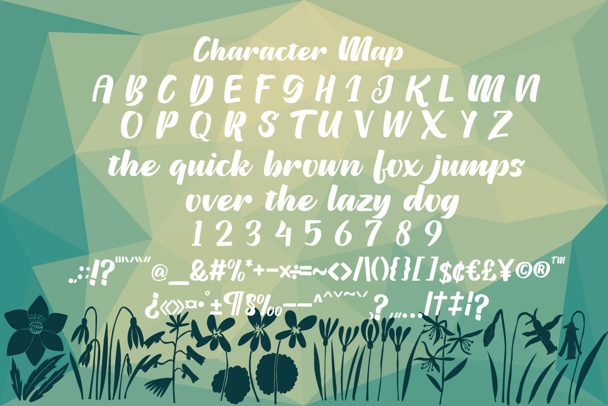 Pinguid | Bold Script example image 2