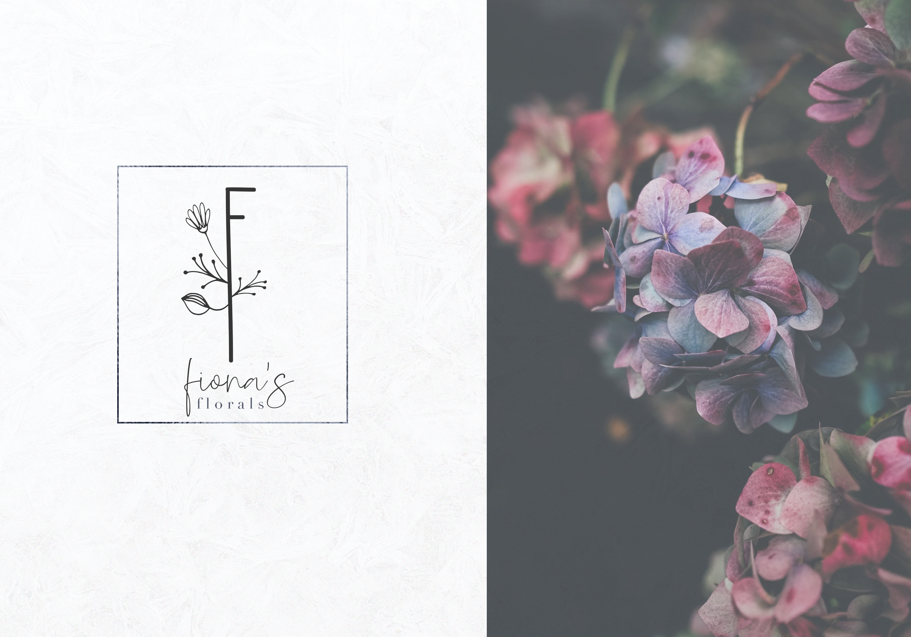 Dream - Handmade Floral Font example image 10